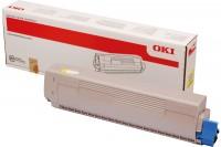 OKI Toner-Kit gelb 7300 Seiten (45862837)
