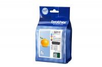 BROTHER Valuepack Tinte CMYBK DCP-J774DWW 200 Seiten, LC-3211V