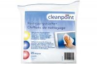 CLEANPOINT Safecloths, 678046, 25 Stück