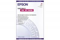 Epson Photo Quality Ink Jet Paper DIN A3 100 Seiten weiss (C13S041068)