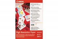 CANON Papier High Resol. 105g A4, HR101A4, Bubble-Jet  200 Blatt