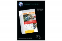 HP Profess. Paper matt 120g A3, Q6594A, InkJet, doppelseitig 100 Blatt