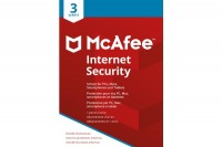 MCAFEE Internet Security 2018, MIS00GNR3, 3 Devices (Code in a box)