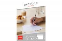 ELCO Schreibkarten Prestige A7, 79207.12, 200g, weiss, satiniert 50 Stk.