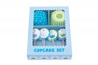 JABADABADO Cupcake Kit blau, Z17042