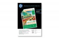 Hewlett Packard Fotopapier Hochglanz DIN A4 weiss DIN A4 (CG966A)